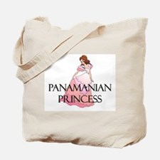 Panamanian Princess Tote Bag