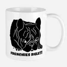 Frenchies Rule Mug