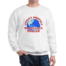 World's Greatest Black.. (F) Sweatshirt