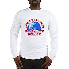 World's Greatest Black.. (F) Long Sleeve T-Shirt
