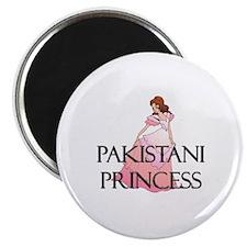 "Pakistani Princess 2.25"" Magnet (10 pack)"
