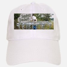 Sand Hill Disc Golf Baseball Baseball Cap