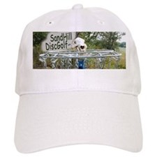 Sand Hill Disc Golf Baseball Cap