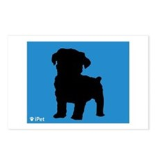 Schnoodle iPet Postcards (Package of 8)