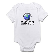 World's Coolest CARVER Infant Bodysuit