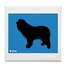 Ovcharka iPet Tile Coaster