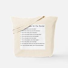 10 Best Shocker Names Tote Bag