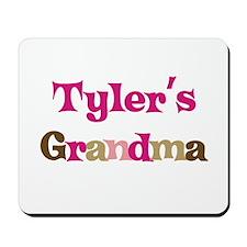 Tyler's Grandma  Mousepad