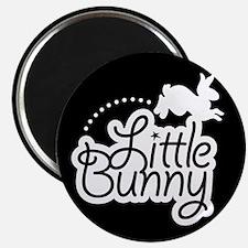 Little Bunny - Black Magnet