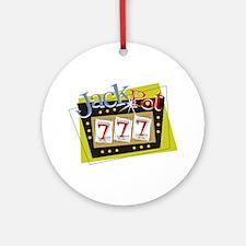 Jackpot Ornament (Round)