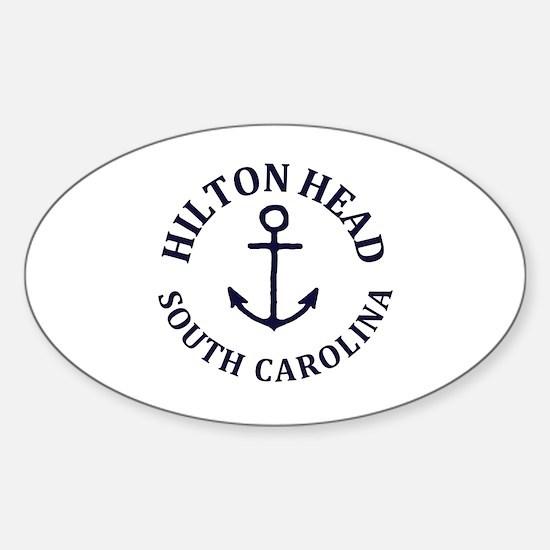 Unique Clemson Sticker (Oval)