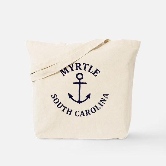 Cool Myrtle beach souvenirs Tote Bag