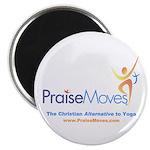 PraiseMoves Magnet