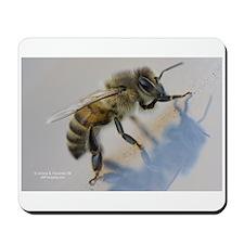 The Bee Mousepad