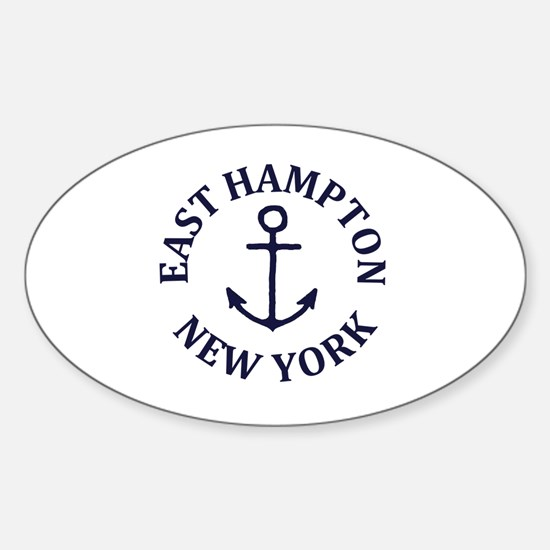 Cool Southampton Sticker (Oval)