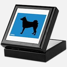 Norrbottenspets iPet Keepsake Box
