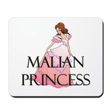 Malian Princess Mousepad