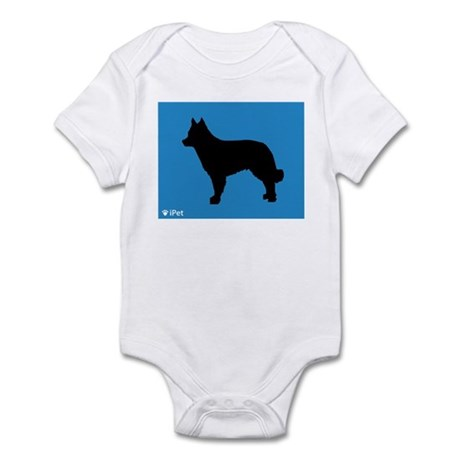 Mudi iPet Infant Bodysuit