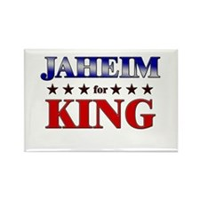 JAHEIM for king Rectangle Magnet
