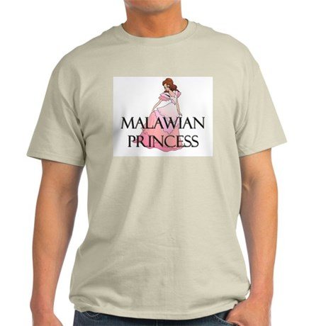 Malawian Princess Light T-Shirt