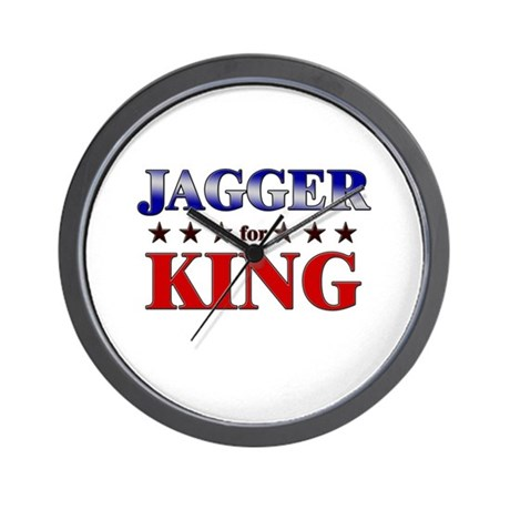 JAGGER for king Wall Clock