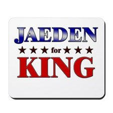 JAEDEN for king Mousepad