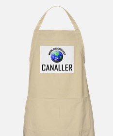 World's Coolest CANALLER BBQ Apron