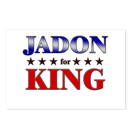 JADON for king Postcards (Package of 8)