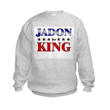 JADON for king Kids Sweatshirt