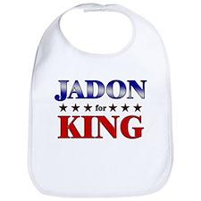 JADON for king Bib