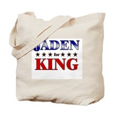 JADEN for king Tote Bag