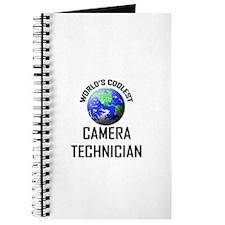 World's Coolest CAMERA TECHNICIAN Journal