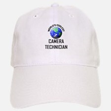 World's Coolest CAMERA TECHNICIAN Baseball Baseball Cap