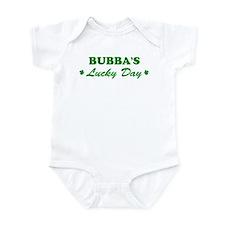 BUBBA - lucky day Infant Bodysuit
