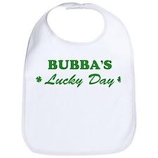 BUBBA - lucky day Bib