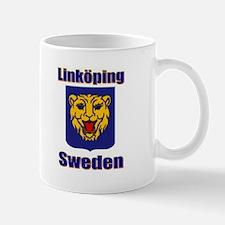Linkoping Sweden Mug