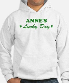 ANNE - lucky day Hoodie
