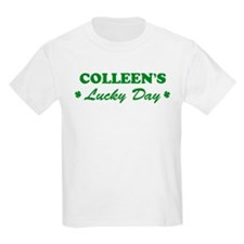 COLLEEN - lucky day T-Shirt