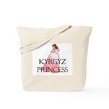 Kyrgyz Princess Tote Bag