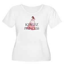 Kyrgyz Princess T-Shirt