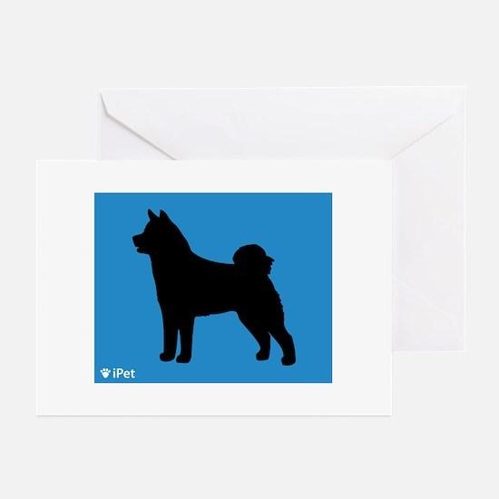 Karelian iPet Greeting Cards (Pk of 10)