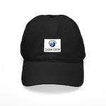 World's Coolest CABIN CREW Black Cap