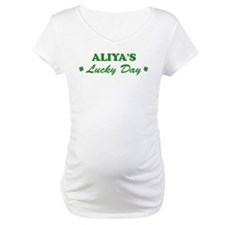 ALIYA - lucky day Shirt