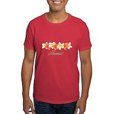 Plumeria Band T-Shirt