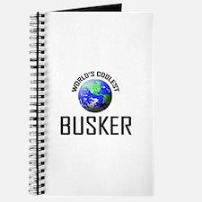 World's Coolest BUSKER Journal