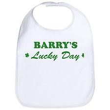 BARRY - lucky day Bib