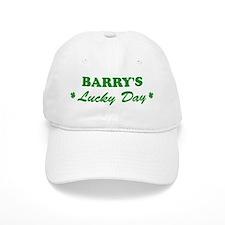 BARRY - lucky day Baseball Cap