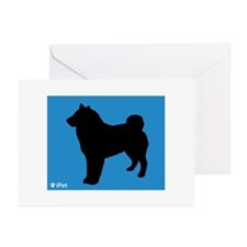 Sheepdog iPet Greeting Cards (Pk of 10)