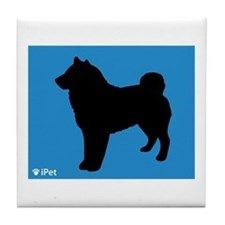 Sheepdog iPet Tile Coaster