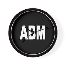 ABM Wall Clock